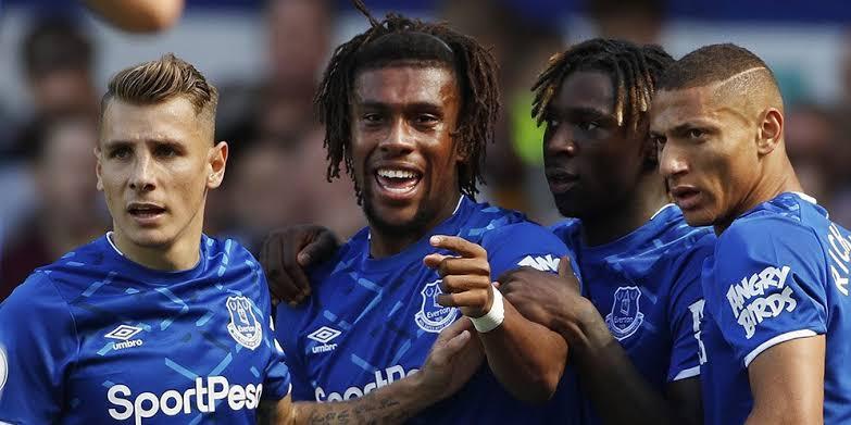 Klub Inggris yang belum pernah degradasi, Everton