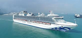 sapphire princess heads to uk following