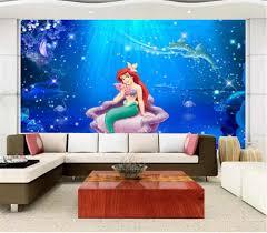 الصورة 3d خلفيات جميلة حورية البحر تخصيص خلفية شاشة جميلة في دنيا