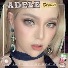 "prettydoll.official op Twitter: ""ADELE brown❤️อยากได้ลุคสวยหรู ..."