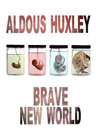 Brave New World Book Cover - Growing ...