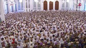 Image result for Thousands of citizens participated in the funeral of Oman's late Sultan Qaboos Bin Said