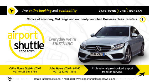 Image result for airport shuttle cape town""