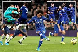 Tottenham vs Chelsea LIVE: Stream ...