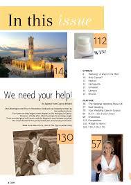 cyprus weddings emagazine november 2016
