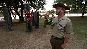 ANZAC Day 2020 The Last Post - YouTube