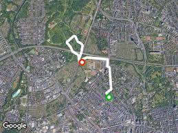 Niddapark Ffm Percorso a piedi - Francoforte sul Meno, Assia ...