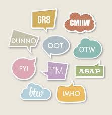 lengkap nih gan bahasa inggris gaul slang dan artinya > bahasa