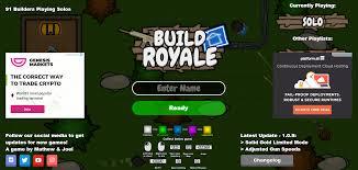 build royale unblocked games 77