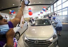 Photo Gallery: Five area graduates win cars from Taylor Hyundai | The Blade