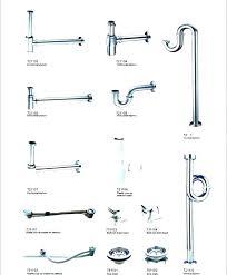 bar sink drain parts recipeworld co