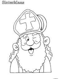 123 Beste Afbeeldingen Van Sinterklaas Sinterklaas Knutselen