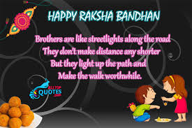 happy raksha bandhan to you and lovely brothers sisters all top
