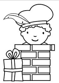 Kleurplaten Pakket Sinterklaasfeest Knutselen Sinterklaas