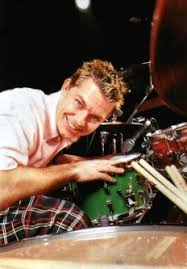 Adrian Young Drummer for No Doubt