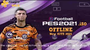 eFootball PES 2021 Offline Android PPSSPP Camera PS4 Download in 2020