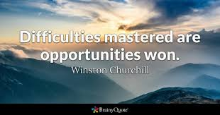 difficulties quotes inspirational quotes at brainyquote