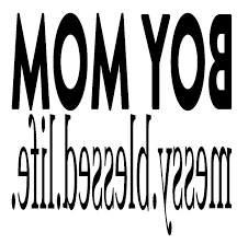Boy Mom Messy Blessed Life Vinyl Decal Sticker Home Wall Cup Decor Choice Wall Decals Stickers Home Furniture Diy Cientificafest Cientifica Edu Pe