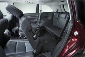 vehicles with third row seating