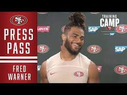 Fred Warner Says 'Confidence' is the Biggest Difference Heading ...