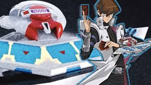 new yu gi oh duel disk replica shares