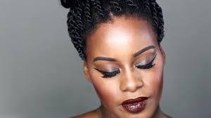 mac makeup tutorial for dark skin