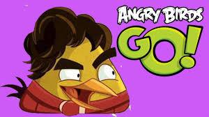 Angry Birds Go 3 - CHUCK RACE, VERSUS
