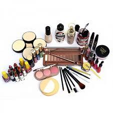 bridal makeup cosmetic set free