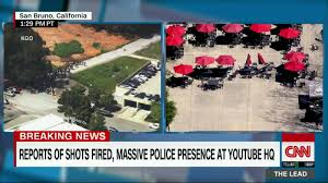 Police report active shooter at YouTube headquarters - CNN Video