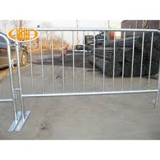 Light Weight Steel Barricade Barrier Crowd Blockade Fence Panels View Light Weight Steel Barricade Haiao Product Details From Hebei Haiao Wire Mesh Products Co Ltd On Alibaba Com