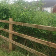 Fence Rails 38x100mm Wooden Rails Pressure Treated Free Delivery Available