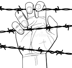 Barbed Wire Closeup Stock Illustrations 146 Barbed Wire Closeup Stock Illustrations Vectors Clipart Dreamstime