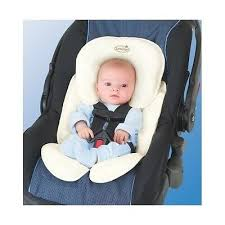 infant head support car safety seats