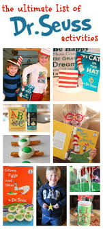 The Ultimate List Of Dr Seuss Activities For Kids I Can Teach My Child