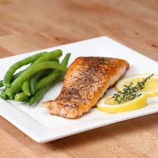 Pan-Fried Salmon Recipe by Tasty