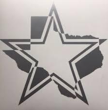 Dallas Cowboys Nfl Football Stars Yeti Cup Vinyl Decal Car Texas Window Sticker Ebay