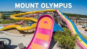 water slides at mount olympus wisconsin