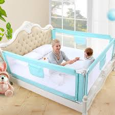 Free 2 Day Shipping Buy Bed Rails For Toddlers 47 60 70 80 87 L Height Adjustable Baby Bed Rail Kids Infant In 2020 Bed Rails For Toddlers Baby Bed Toddler Bed
