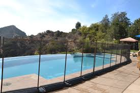 Pool Safety Temporary Pool Fencing In Northern California