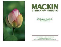 dewey breakdown mackin educational