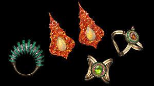 Lauren Adriana's Jewelry Arrives in NYC for Phillips Exhibition ...