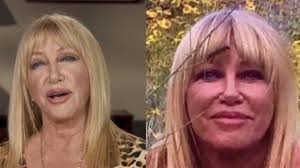 suzanne somers without makeup