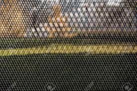 Steel Wire Mesh Fence Abstract Rhythmic Background Texture For Stock Photo Picture And Royalty Free Image Image 90313482