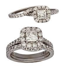 neil lane designer diamond wedding set