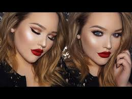 brit awards inspired makeup tutorial