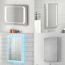 kbm 001 led illuminated bathroom mirror
