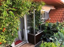 hydroponic self supply balcony project