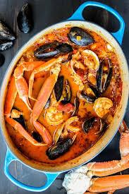 Seafood Stew)