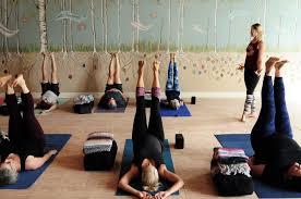 escape to yoga