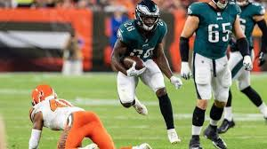 How Wendell Smallwood has emerged as leader for Eagles' final RB spot - The  Morning Call